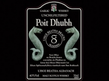 Poit Dhubh 8 Y.O. – Blended Malt Scotch Whisky