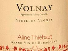 Domaine Aline Thiebaut – Volnay Vieilles Vignes
