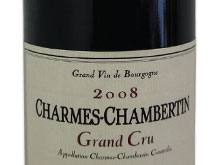 Domaine René Bouvier – Charmes Chambertin Grand Cru