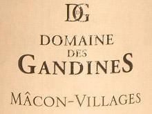 Domaine des Gandines – Mâcon Villages