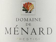 Domaine de Ménard – Côtes de Gascogne Merlot-Cabernet