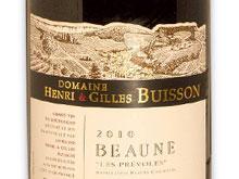 Domaine Henri & Gilles Buisson – Beaune Les Prevoles