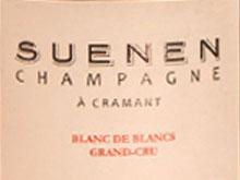 Domaine Aurélien Suenen – Grand Cru Blanc de Blanc Extra-Brut