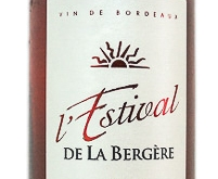 L'Estival de La Bergère – Rosé