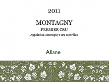 Montagny Aline Thiebaut