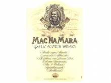Mac NaMara – Blended Scotch Whisky**