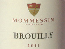 Mommessin – Brouilly